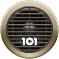 Logo of radio station 101.ru - Instrumental
