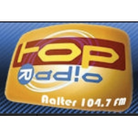 Logo of radio station Top radio Aalter