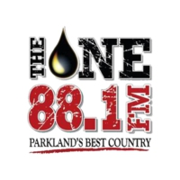 Logo of radio station The One 88.1 FM