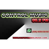 Logo of radio station 88.2 FM CONTROL MUSIC