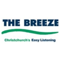Logo of radio station The Breeze Christchurch