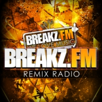 Logo of radio station BreakZ