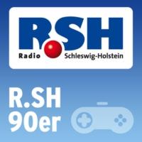 Logo de la radio R.SH 90er