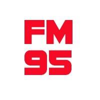Logo of radio station FM95 - 95.0 FM Aarhus