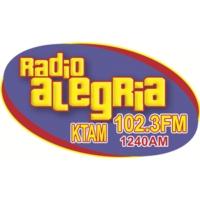 Logo of radio station Radio Alegria 1240