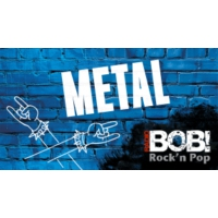 Logo of radio station Radio BOB! Metal