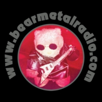 Logo de la radio Bear Metal Radio