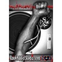 Logo of radio station Rock Addict Radio