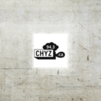 Logo of radio station CHYZ