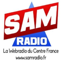 Logo of radio station SAM RADIO OFFICIEL