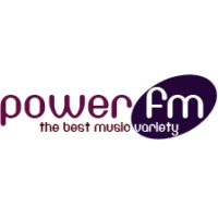 Logo of radio station Power FM Gran Canaria