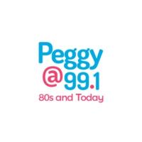 Logo de la radio CJGV-FM Peggy 99.1