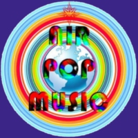Logo of radio station AIR POP MUSIC