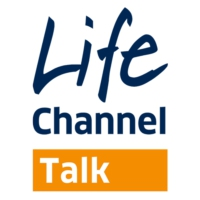 Logo de la radio Life Channel Talk