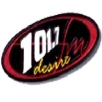 Logo de la radio FM Desire 101.7 Mhz