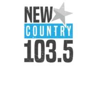 Logo of radio station CKCH-FM New Country 103.5