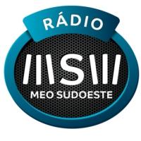 Logo of radio station Rádio MEO Sudoeste