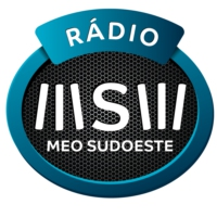 Logo of radio station Rádio MEO Sudoeste