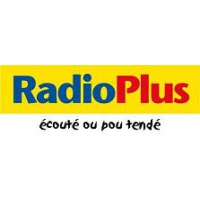 Logo of radio station RadioPlus