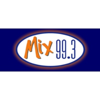 Logo de la radio WPBX Mix 99.3