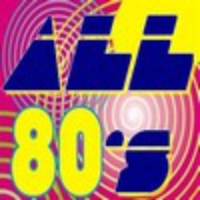 Logo of radio station ALL80S