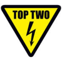 Logo de la radio Radio Top Two