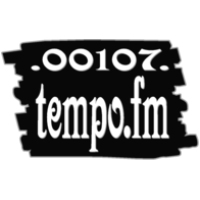 Logo of radio station Tempo fm 107