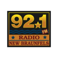 Logo of radio station 92.1 KNBT FM