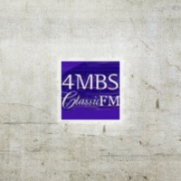 Logo of radio station 4MBS