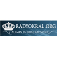 Logo of radio station Radyo Kral