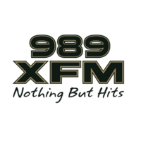 Logo of radio station 989 XFM