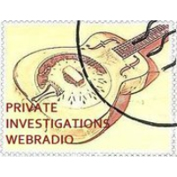 Logo of radio station Private Investigations