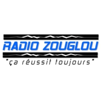 Logo of radio station RADIO ZOUGLOU