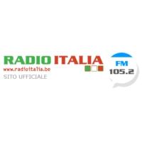 Logo of radio station Radio Italia Charleroi
