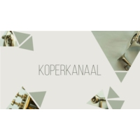 Logo of radio station Koperkanaal