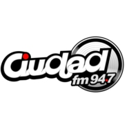Logo of radio station Fm Ciudad 94.7