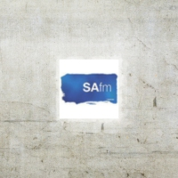 Logo of radio station SAfm