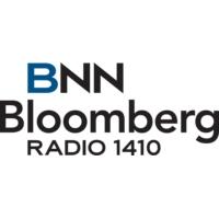Logo de la radio BNN Bloomberg Radio 1410