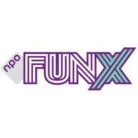 Logo of radio station FunX Latin