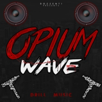 Logo of radio station OpiumWave