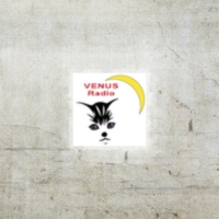 Logo of radio station Venus Radio