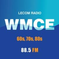 Logo of radio station WMCE LECOM RADIO