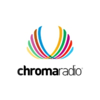 Logo of radio station Chroma Radio - 80's