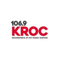 Logo of radio station 106.9 KROC