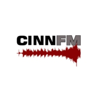 Logo of radio station CINN 91.1 FM
