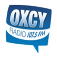 Logo of radio station Oxcy FM 107.5