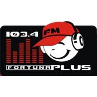 Logo de la radio რადიო ფორტუნა პლუსი 103,4 Fm