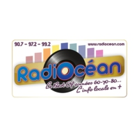 Logo of radio station RadiOcéan