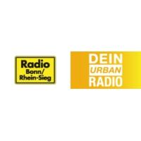 Logo of radio station Radio Bonn/Rhein-Sieg – Dein Urban Radio