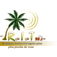 Logo of radio station RADIO INTER TROPICALE
